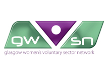 Glasgow Women's Voluntary Sector Network logo