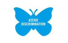 Zero Discrimination Day logo