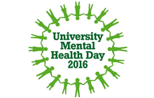 University Mental Health Day logo
