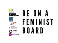 Be On A Feminist Board