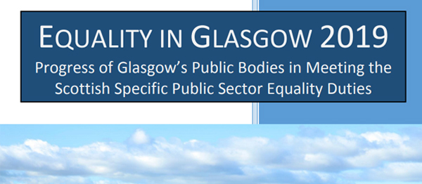 Equality in Glasgow 2019